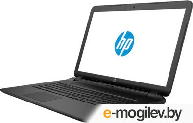 """HP 17-p101ur P0T40EA AMD E1-6010 (1.35)/4G/500G/17.3"""" HD+/Int:AMD Radeon R2/DVD-SM/Win10 (Black)"""