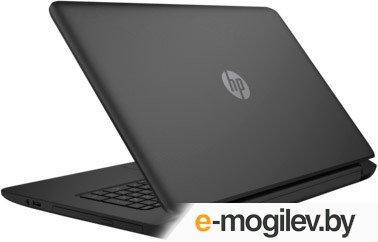 """HP 17-p103ur P0T42EA AMD A6-6310 (1.8)/4G/500GB/17.3"""" HD+/Int:AMD Radeon R4/DVD-SM/Win10 (Black)"""