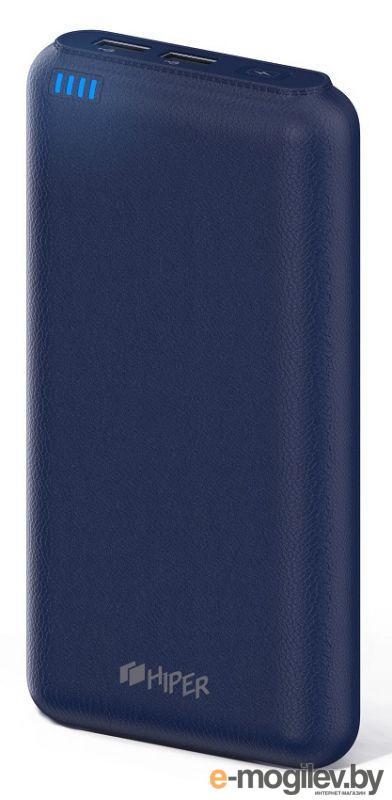 Портативный аккумулятор Портативный аккумулятор SP20000 INDIGO (20 000 mAh)