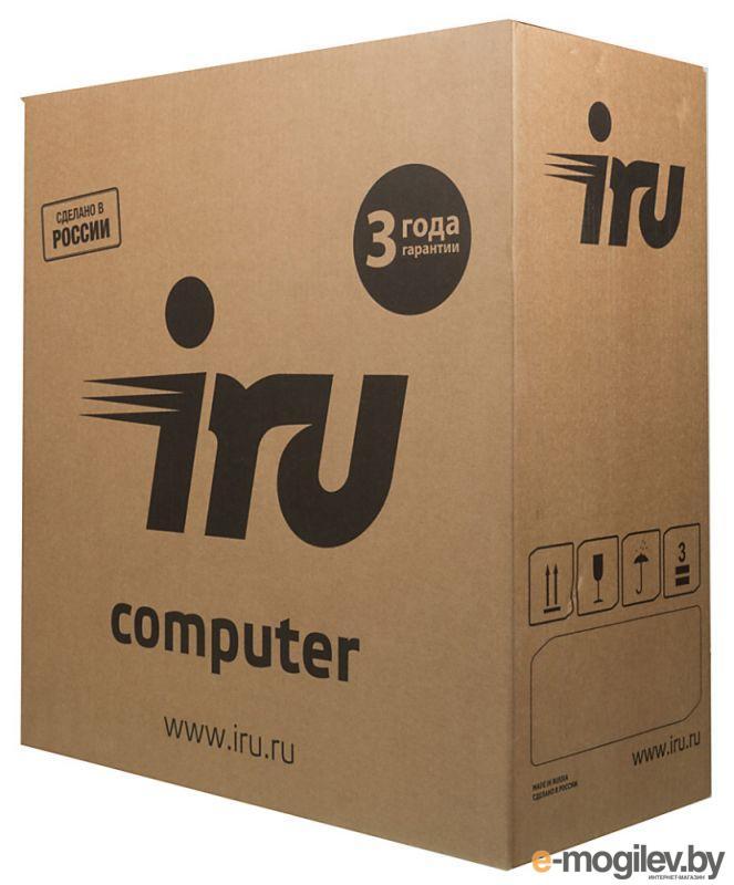 ПК IRU Office 311 MT P G4400 (3.3)/4Gb/500Gb 7.2k/HDG510/DVDRW/Free DOS/GbitEth/400W/черный