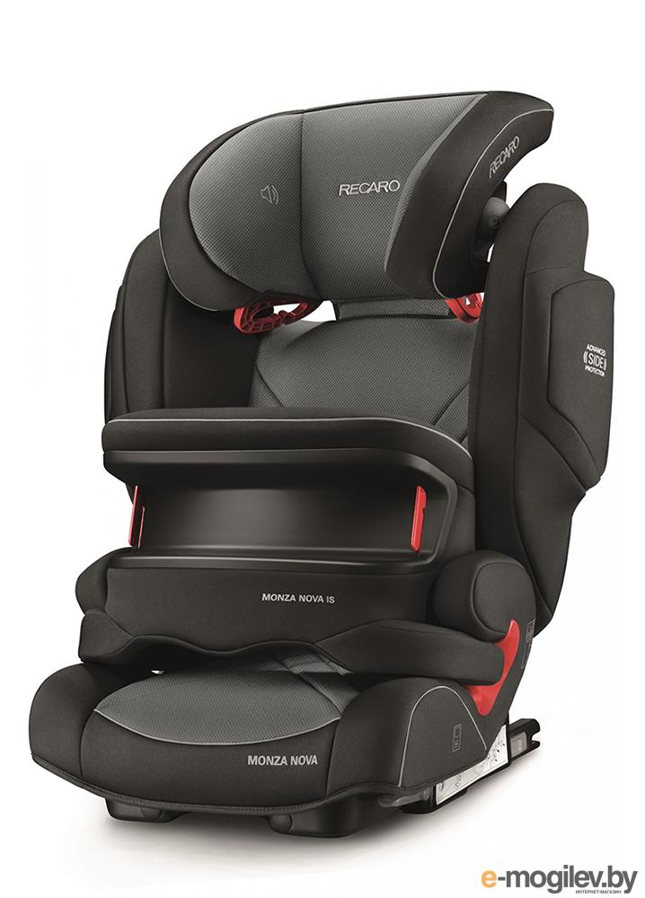 Recaro Monza Nova is Seatfix Carbon Black 6148.21502.66