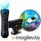 Sony PlayStation Move контроллер + камера Eye + Blu-ray (PS719173373 )