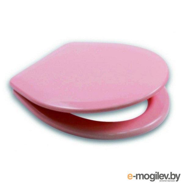 Сиденье для унитаза ОРИО КВ1-3 (розовый)